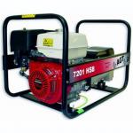Бензиновый генератор AGT 7201 HSBE