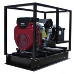Бензиновый генератор AGT 14003 HSBE