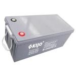 Аккумулятор свинцово-углеродный KIJO JPC 12-200