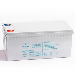 Аккумулятор глубокого разряда AXIOMA Energy AX-GEL-200