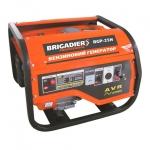 Бензиновый генератор Brigadier Professional BGP-25Е