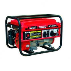 Бензиновый генератор Бригадир БГ 6000