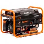 Гибридный генератор Daewoo GDA 3500 DFE