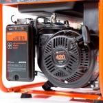 Бензиновый генератор Daewoo GDA 7500DPE-3