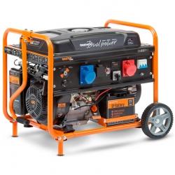 Бензиновый генератор Daewoo GDA 8500DPE-3
