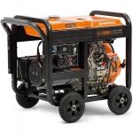 Дизельный генератор Daewoo DDAE 9000XE