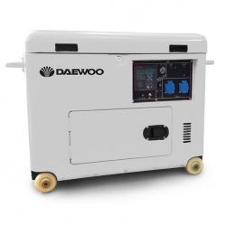 Дизельный генератор Daewoo DDAE 7000SE