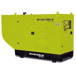 Дизельный генератор Dalgakiran DJ 200 VP