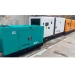 Дизельный генератор DEPCO DK-50