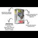 Масло моторное для генераторов E-TEC ASM 10W40 4L