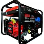 Бензиновый генератор E.HOT LC6500D-AS