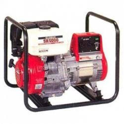Бензиновый генератор навигатор