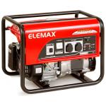 Бензиновый генератор ELEMAX SH 7600EX S + автоматика
