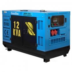 Дизельный генератор EnerSol SKDS-12E-3
