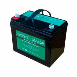 Аккумулятор глубокого разряда для ИБП EverExceed ST-1245
