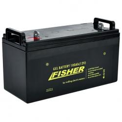 Аккумулятор глубокого разряда Fisher 100Ah 12В