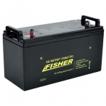 Аккумулятор гелевый Fisher 120Ah