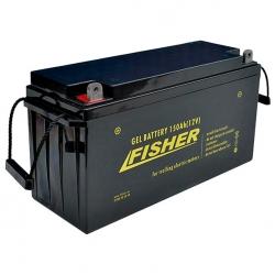 Аккумулятор глубокого разряда Fisher 150Ah 12В