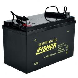 Аккумулятор глубокого разряда Fisher 80Ah 12В