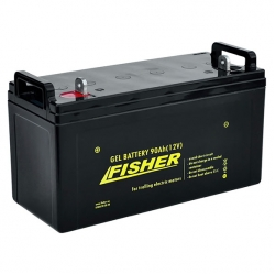 Аккумулятор глубокого разряда Fisher 90Ah 12В