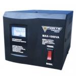 Стабилизатор напряжения FORTE MAX 1000VA