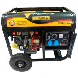 Сварочный бензиновый генератор FORTE FG6500EW