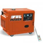 Дизельный генератор Full Power GF 6000 с автоматикой!