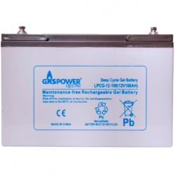 Аккумулятор глубокого разряда для ИБП GasPower Electro LPCG-12-100A/H