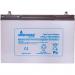 Гелевый аккумулятор глубокого разряда GasPower Electro LPCG-12-100A/H GEL