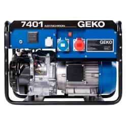 Бензиновый генератор GEKO 7401ED-AA HHBA