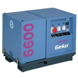 Бензиновый генератор GEKO 6600ED-AA HHBA SS