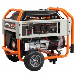 Бензиновый генератор GENERAC XG 6400E