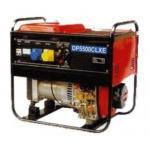 Дизельный генератор GLENDALE DP6500CLХ 1