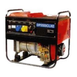 Дизельный генератор GLENDALE DP6500CLХ 1 с автоматикой