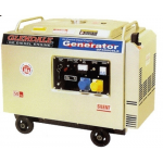 Дизельный генератор GLENDALE DP3500SLE