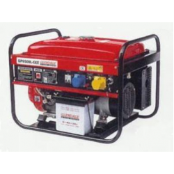 Бензиновый генератор GLENDALE GP6500L GEE 1 с автоматикой