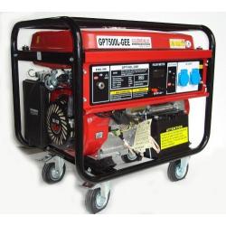 Бензиновый генератор GLENDALE GP7500L GEE 3