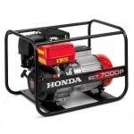 Бензиновый генератор Honda ECT7000