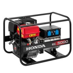 Бензиновый генератор Honda EC 5000 GV