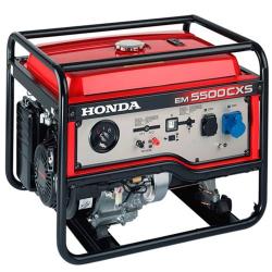 Бензиновый генератор Honda EM5500CXS