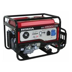 Бензиновый генератор Honda EM4500CXS GW