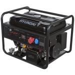 Бензиновый генератор HYUNDAI HY 12500LE-3