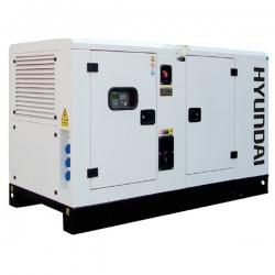 Дизельный генератор HYUNDAI DHY 45 KSE ATS