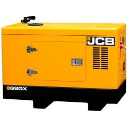 Дизельный генератор JCB G8QX