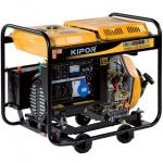 Дизельный генератор Kipor KDE6500E