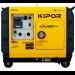 Дизельный генератор KIPOR KDE7000STA