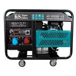 Бензиновый генератор Konner&Sohnen KS 12000E-1/3