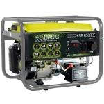Бензиновый генератор Konner&Sohnen KSB 6500CE