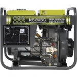 Дизельный генератор Konner&Sohnen BASIC KS 6000DE