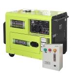 Дизельный генератор Konner&Sohnen KSB 6000DES ATS